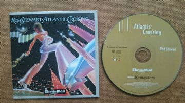 Rod Stewart   Atlantic Crossing CD Audio Soundtrack Released by the Daily Mail